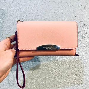 Henri Bendel wristlet wallet